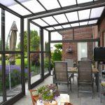 Véranda rétractable: chouette compromis entre pièce et terrasse