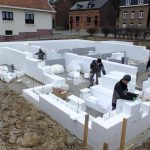 Construction et bloc coffrant isolant: quels avantages?