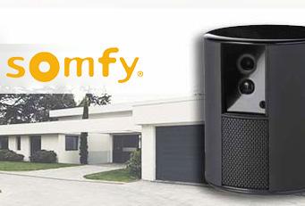 Somfy, la solution idéale pour la sécurité de votre logement