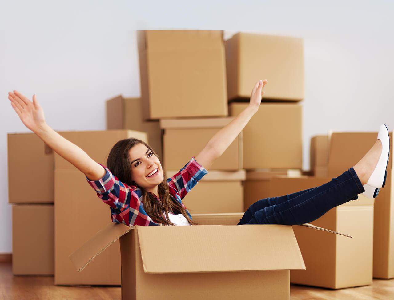 Organisez votre déménagement facilement !