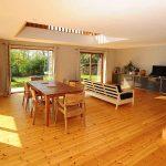 Une maison de bois luxueux pour se ressourcer