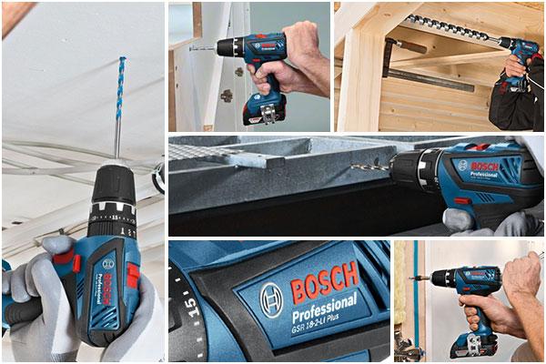 Toulz teste la perceuse visseuse Bosch 18V 3,0AH – GSR 18-2 Li Plus