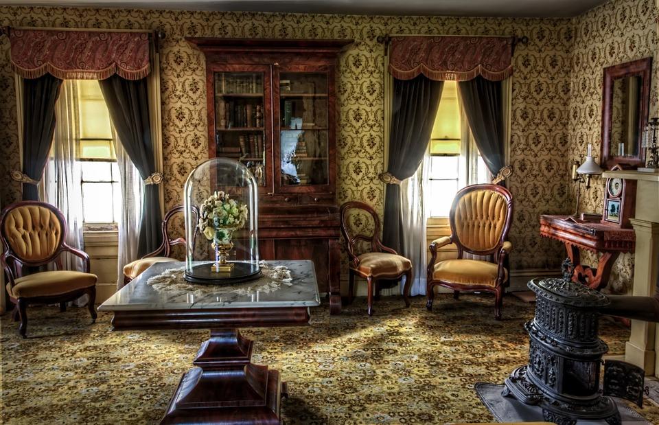 La propreté de l'intérieur de la maison pour la sublimer
