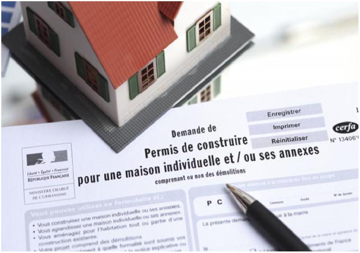 Faire un plan de masse dans le dossier du permis de construire
