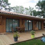Le bois comme matériau de construction pour les maisons