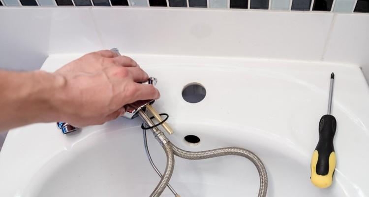 D'où provient la fuite d'eau ?