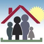Quand enfants, parents et grands-parents habitent sous le même toit