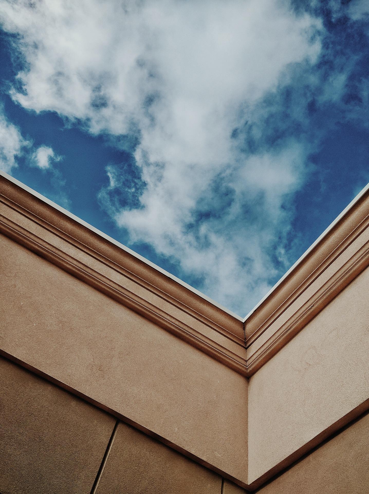 4 astuces pour un plafond original