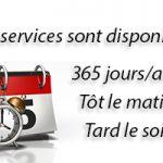 Urgence serrurier Paris 8 : service disponible 24h/7