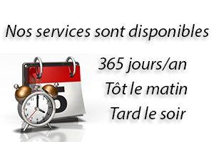 Service d'urgence serrurier Paris 8 disponible tous les jours
