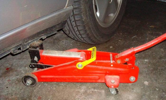 Choisir un cric hydraulique adapté à vos besoins !