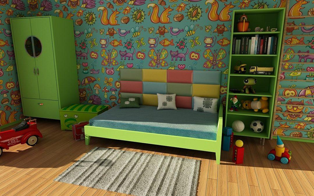 Un peu de féerie pour la chambre de nos petits
