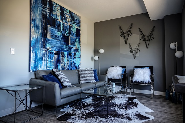 Voici comment décorer votre maison avec des tentures murales :