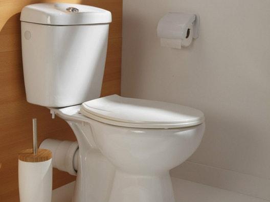 Comment choisir sa pipe d'évacuation de WC ?