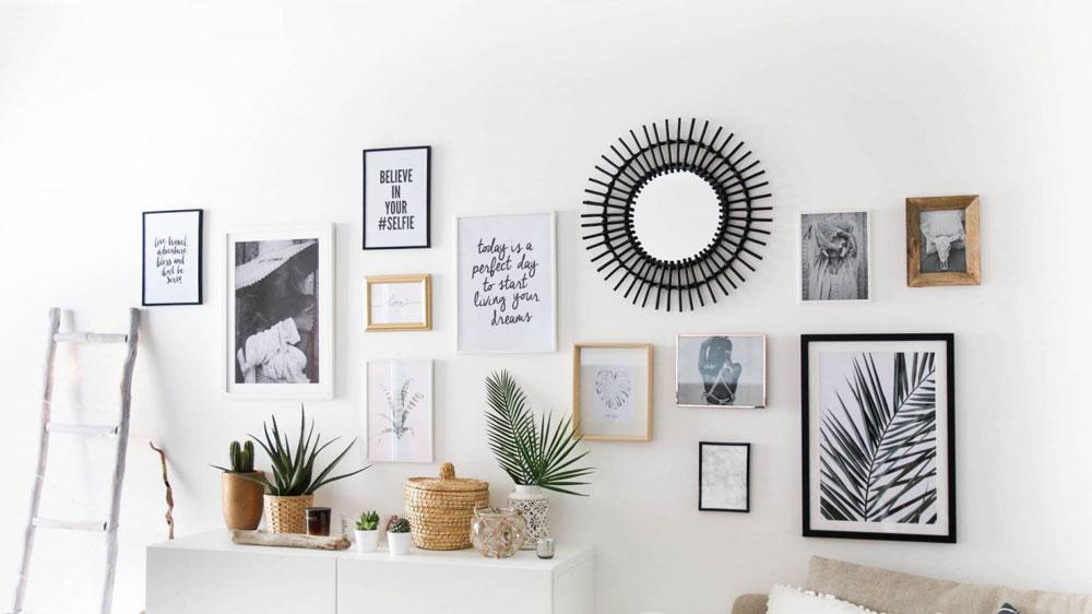 Décorer les murs de son salon : nos conseils