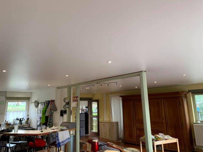 Le plafond tendu : la solution pour un beau plafond