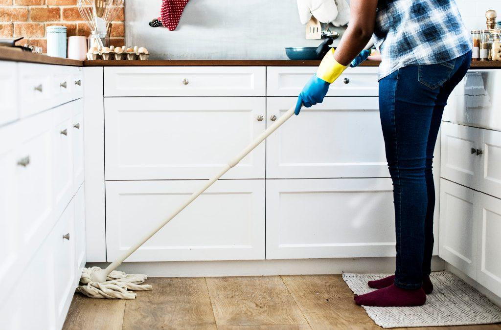 Nettoyage de la maison: l'équipement essentiel