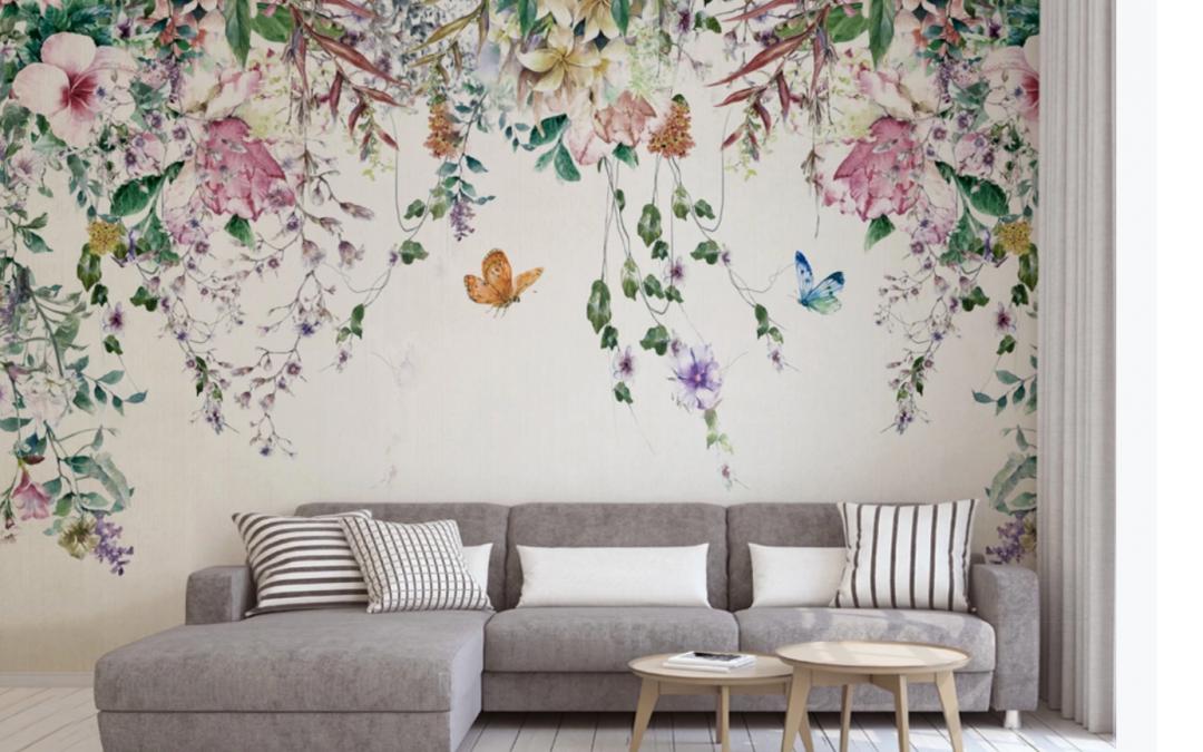 Les meilleures marques de papier peint pour habiller nos murs