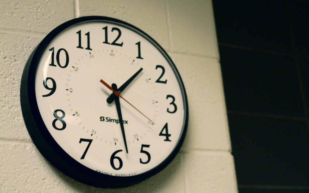 L'horloge murale : l'importance d'en avoir une