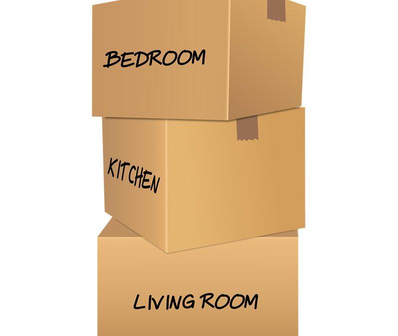 Comment ranger après un déménagement?