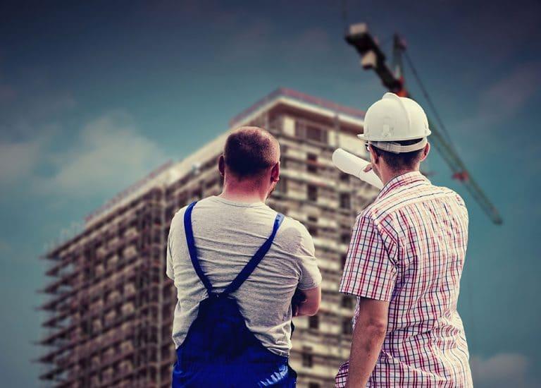 Construction de bâtiment commerciaux : le processus étape par étape