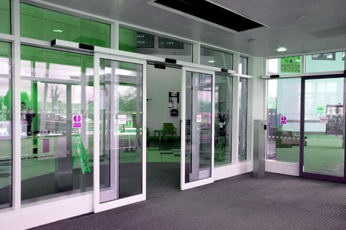 Quels sont les différents types de portes automatiques?