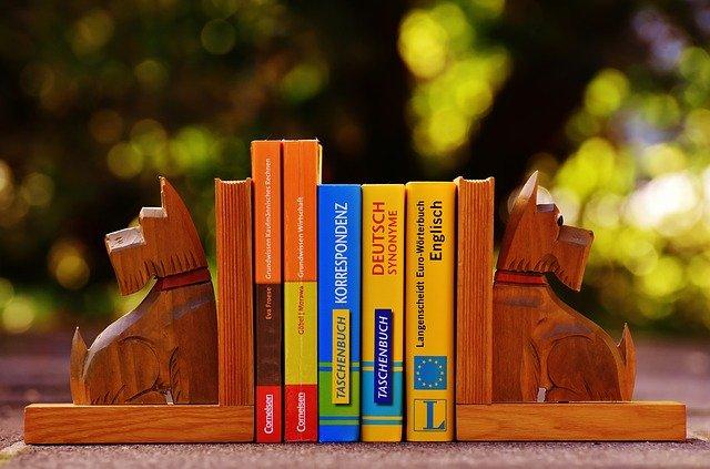 Décorez votre bibliothèque et rangez vos livres avec des serre-livres