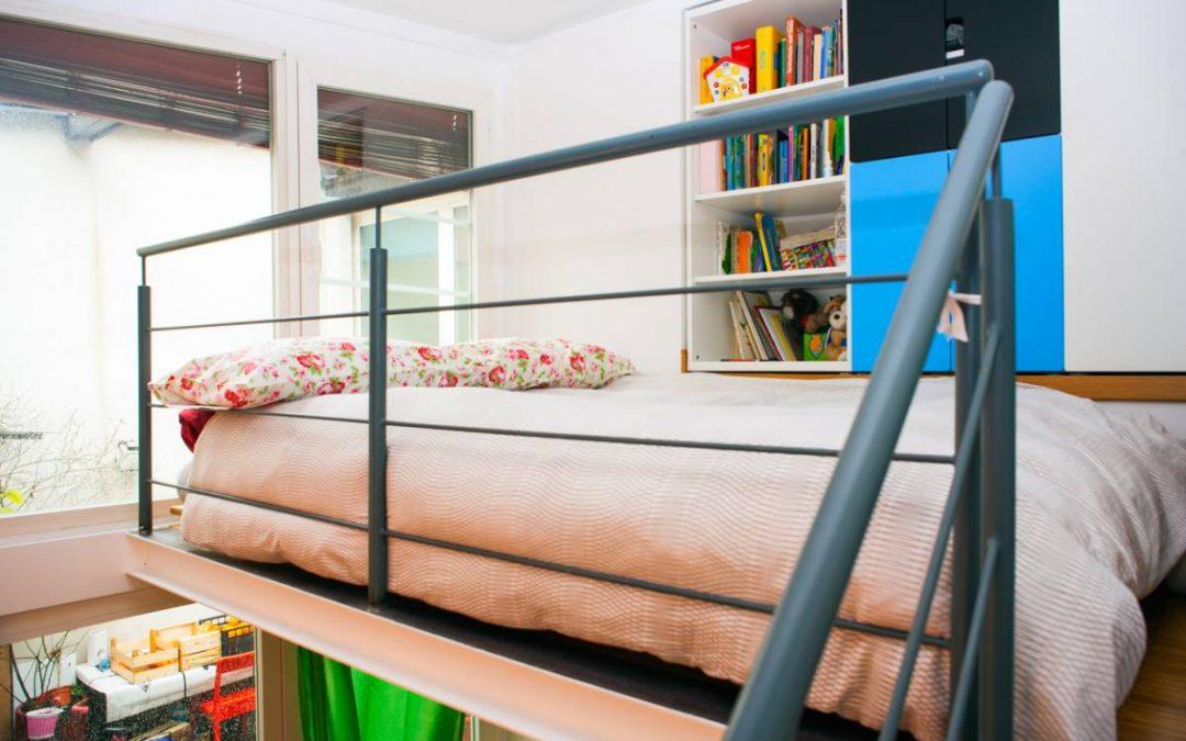 Quels sont les avantages des lits mezzanine ?