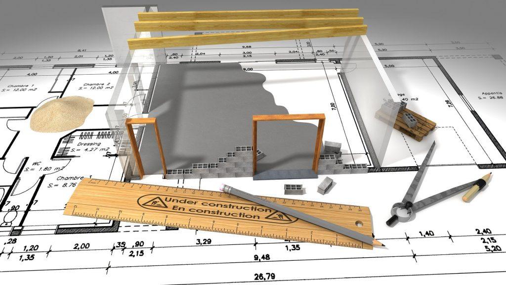 dessinateur plan de maison